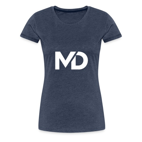MD Clothing Official© - T-shirt Premium Femme