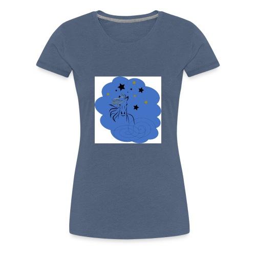 Pferdetraum - Frauen Premium T-Shirt