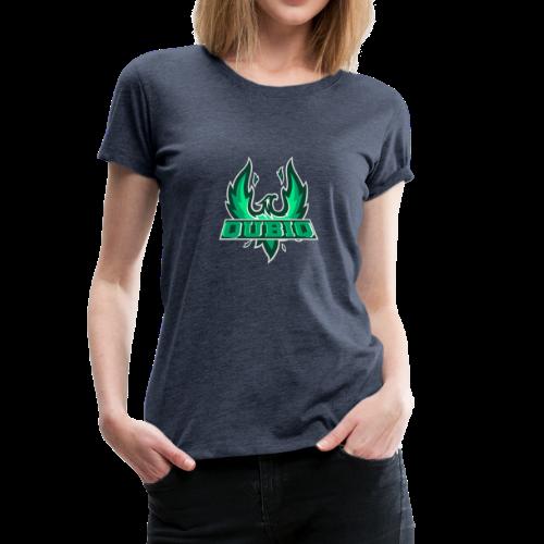 Qubiq • Logo - Frauen Premium T-Shirt