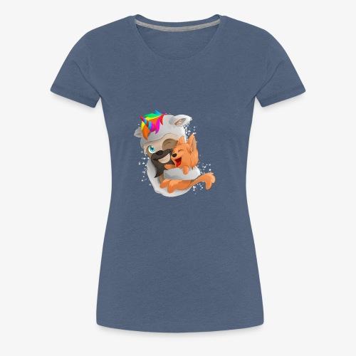 zotti einhorn plus Odin - Frauen Premium T-Shirt