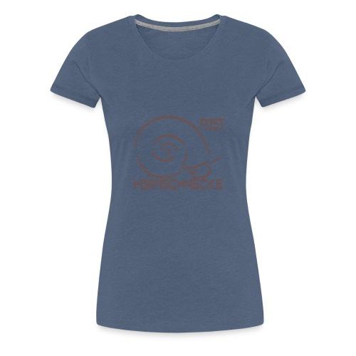 Posthornschnecke - Frauen Premium T-Shirt