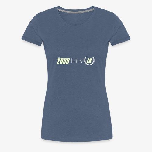 18 Jahre - volljährig! - Frauen Premium T-Shirt