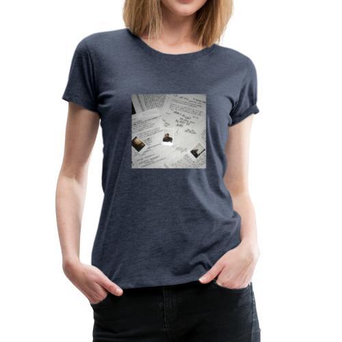 XXXTentacion 17 Album - Vrouwen Premium T-shirt