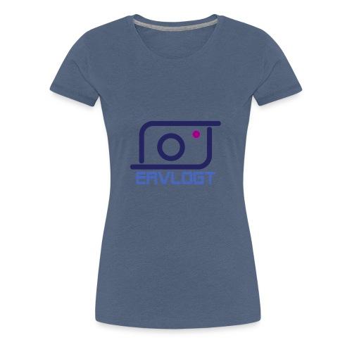ERVlogt - Frauen Premium T-Shirt