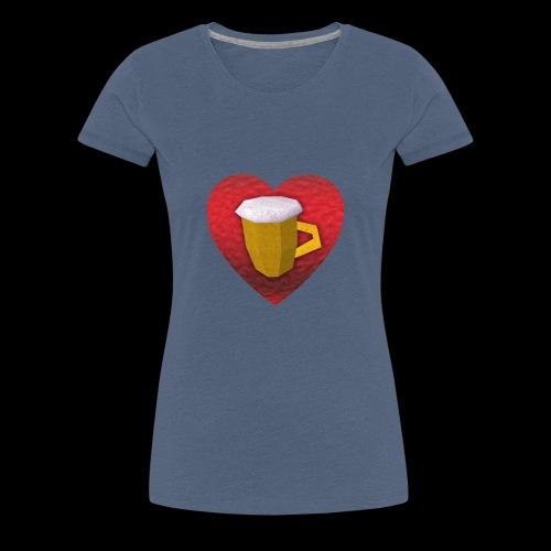 kidfutBeer! - Vrouwen Premium T-shirt