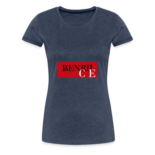 Benril Bounce - Frauen Premium T-Shirt