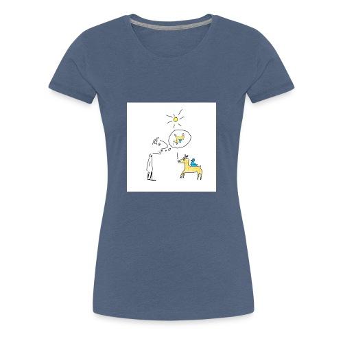comprend qui peut - T-shirt Premium Femme