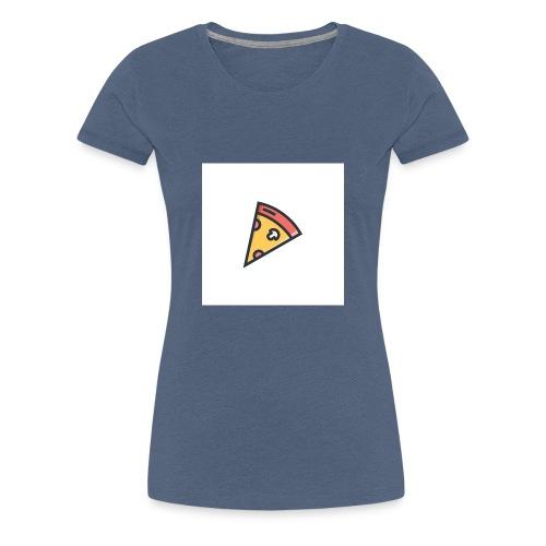 Pizza - Frauen Premium T-Shirt