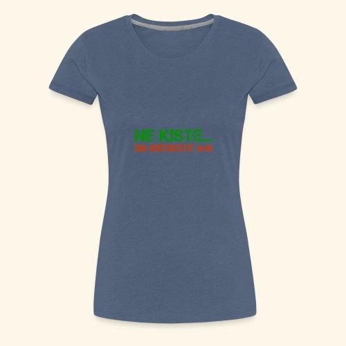 Pumpen - Frauen Premium T-Shirt