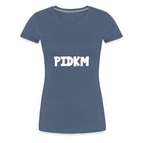 PIDKM - Vrouwen Premium T-shirt