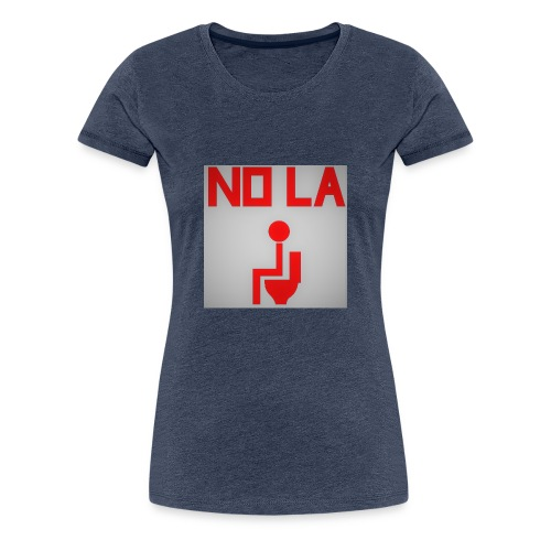 NO COMETAS UN ERROR - Camiseta premium mujer
