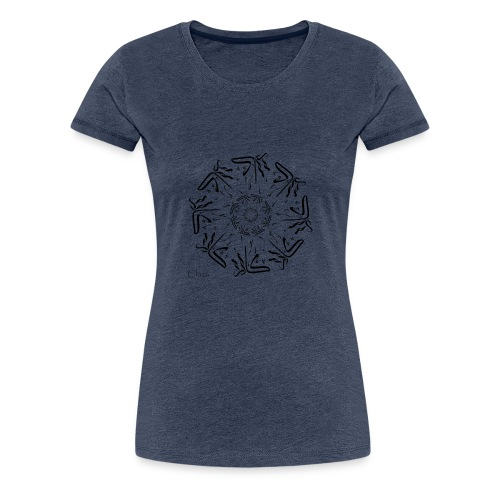 Clara N - T-shirt Premium Femme