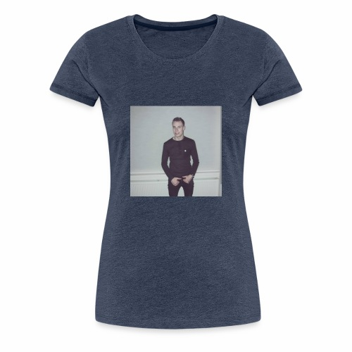 IK ga zo dik - Vrouwen Premium T-shirt