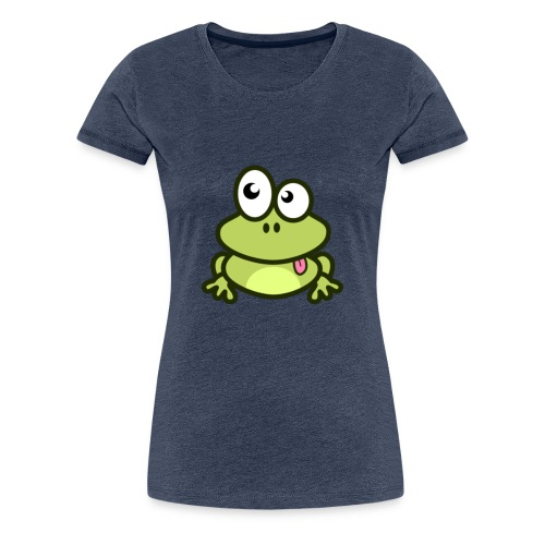 epic frog - Women's Premium T-Shirt