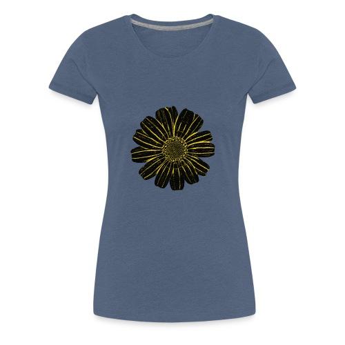 Galician Flower white 5 - Frauen Premium T-Shirt