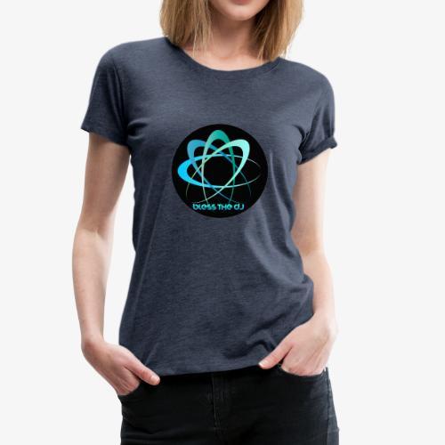 LOGO BLESS2 - Maglietta Premium da donna