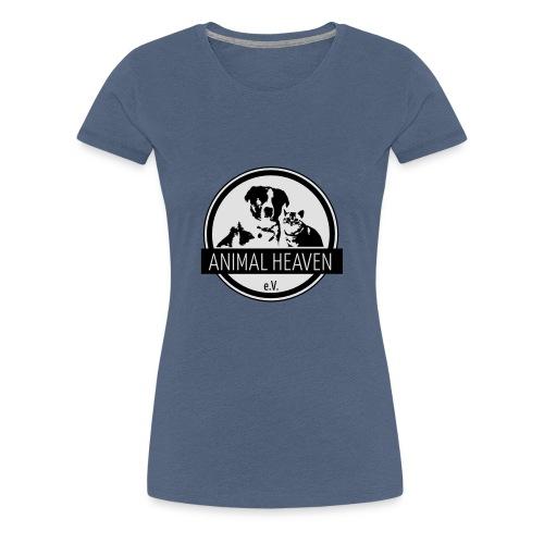 Animal Heaven e.V, Logo - Frauen Premium T-Shirt