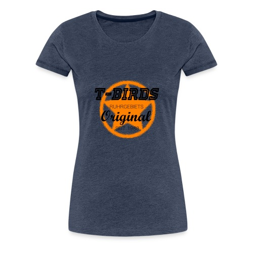 T-Birds1988 - hell - Frauen Premium T-Shirt