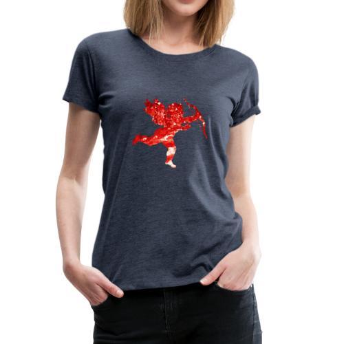 Liebesengel - Frauen Premium T-Shirt