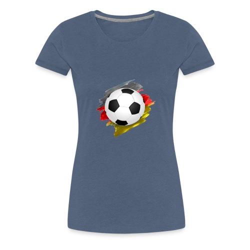 Fußball-WM - Frauen Premium T-Shirt
