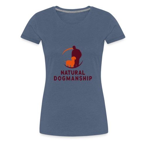Natural Dogmanship Weste - Frauen Premium T-Shirt