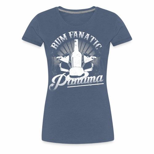 T-shirt Rum Fanatic - Panama - Koszulka damska Premium