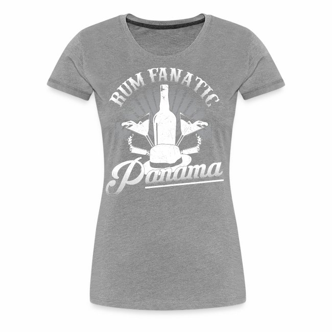 T-shirt Rum Fanatic - Panama