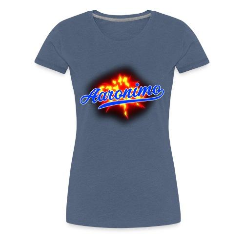 Aaronimo ontmoette explosie! - Vrouwen Premium T-shirt