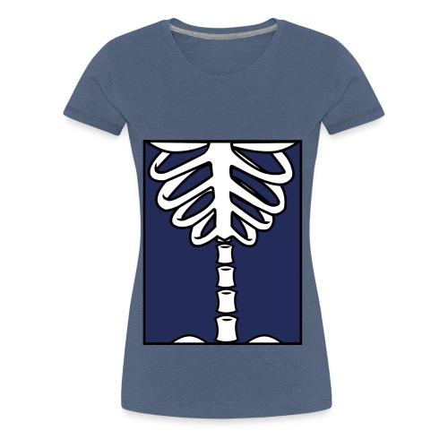 Osthéogénèse - T-shirt Premium Femme