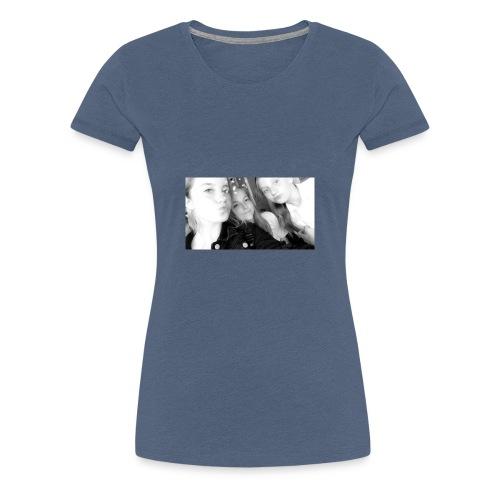 Georgina, Abi and Megan - Women's Premium T-Shirt