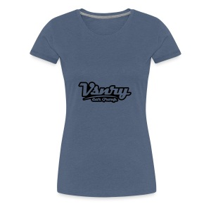 Vsnry Car Group Logo - Frauen Premium T-Shirt