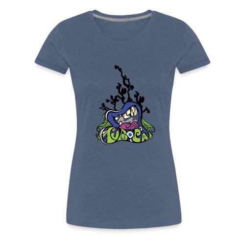 boca - Camiseta premium mujer