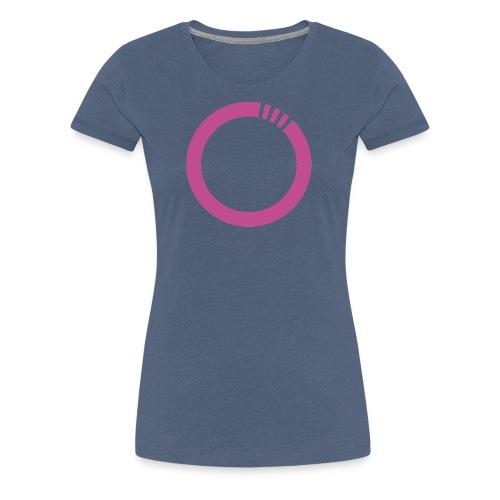 The Wormhole - Women's Premium T-Shirt