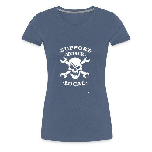 SYL VIT - Premium-T-shirt dam