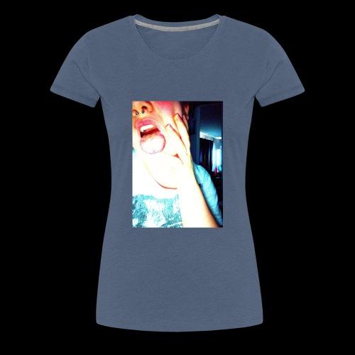 Get out of my mind - Frauen Premium T-Shirt
