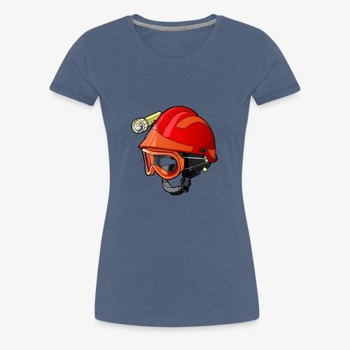 Casque F2 - T-shirt Premium Femme