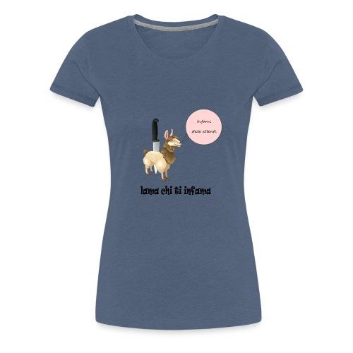Grafica1 - Maglietta Premium da donna