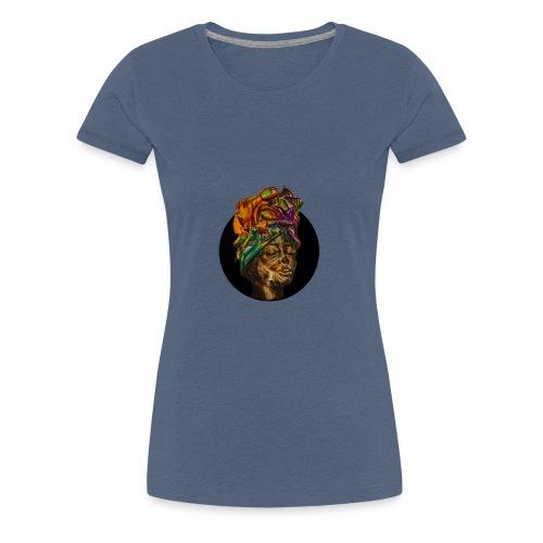 blackafricawomen - Vrouwen Premium T-shirt
