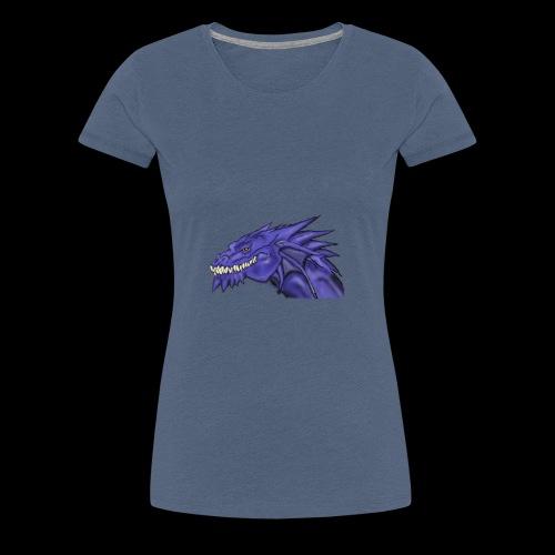 Drage - Premium T-skjorte for kvinner