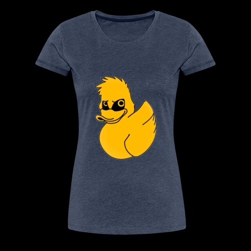 Rubberduck's Ente - Frauen Premium T-Shirt