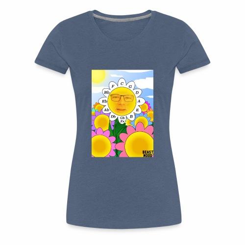 BLomman beast - Premium-T-shirt dam
