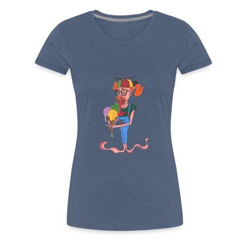 Eismann - Frauen Premium T-Shirt