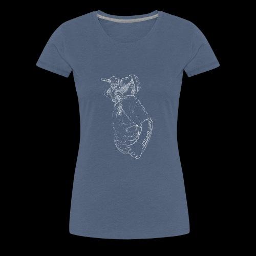 Metalcore Version. 1 Schwarz - Frauen Premium T-Shirt
