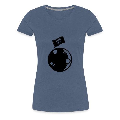 Mottoshirt 2018 - Frauen Premium T-Shirt