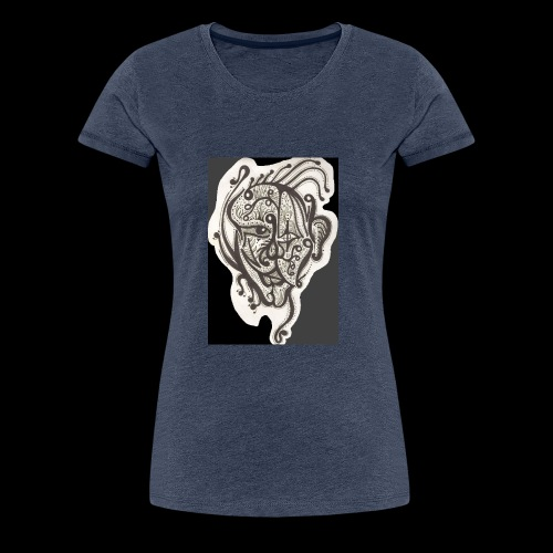 The Draconis Gallery Of Osogoro - Women's Premium T-Shirt