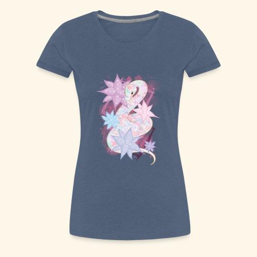 GirlySnake - T-shirt Premium Femme