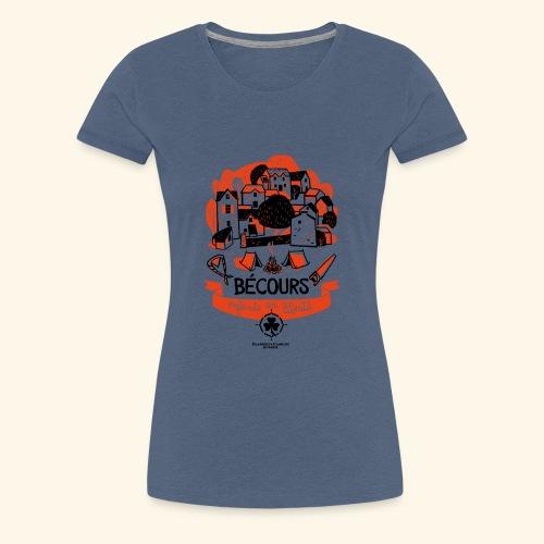 Enfants en liberté - T-shirt Premium Femme