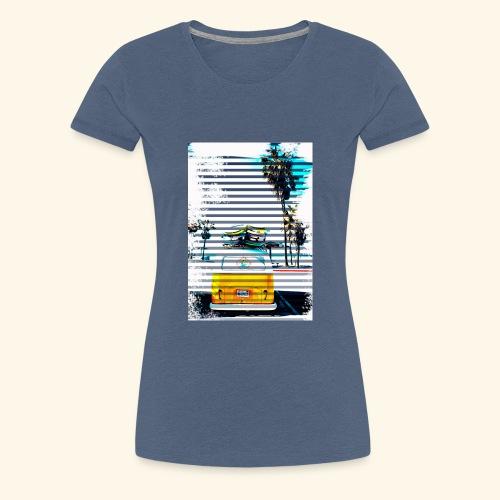 Billie - Vrouwen Premium T-shirt