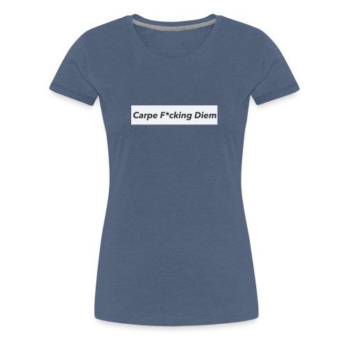33BF547F B3D8 484C 97EB A83FF32766F4 - Frauen Premium T-Shirt