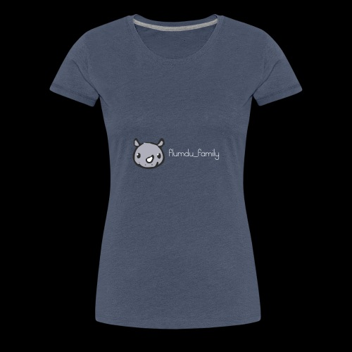 Flumdu_Family - Women's Premium T-Shirt
